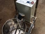 供应明亮ML1015酥油灯机器 小型手提式酥油灯灌装机蜡烛机