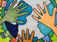 通州区土桥儿童创意画培训 水墨 线描 水彩 免费试听