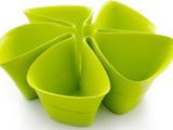 黄岩花瓣塑料盘模具