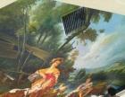 新元素墙绘彩绘,文化墙壁画,背景墙手绘墙,涂鸦3D立体画