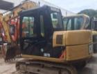 卡特彼勒 307D 挖掘机          (精品工地机干活机