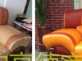 南宁哪里有旧沙发翻新 沙发坏了哪里有维修 沙发清洁