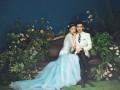 临沂婚纱摄影/拍摄童话般的婚纱照
