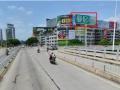 梅州市嘉应大桥沿江半岛宏业楼顶大牌