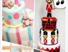 美食和手工的结合怎么样啊?蛋糕DIY玩味生活