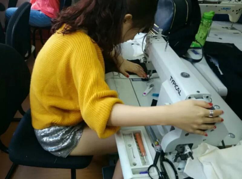 上海服装设计培训 您与时尚界之间 只有一次培训距离