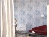 JCC天洋墙布 高档别墅欧式立体客厅背景艺术壁布