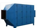 中山电镀厂废气处理设备东盛环保工业喷淋塔