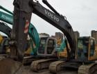 低价出售二手挖掘机沃尔沃210精品车况,全国包送