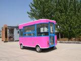 欧准新能源专业的街景餐车出售 福建街景餐车批发
