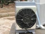 24V直流电机液压油散热器