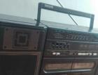 转让闲置飞利浦牌收录机,车用收音机,镭射CD机