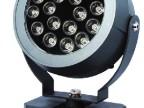 【企业集采】led投光灯厂家供应新款led圆形投光灯 18W户外投射灯