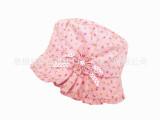 外贸原单 西班牙风情 夏季新款婴幼儿女童太阳帽批发