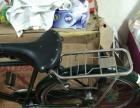 英国凤头古董自行车