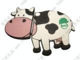 生产奶牛U盘外壳广告logo u盘外壳,时尚衣服u盘套