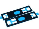 苏州厂家 来图定做电磁屏蔽导电泡棉 减震缓冲性能导电泡棉