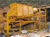 砂金设备 重选设备 选金矿设备潍坊市永晨沙矿机械供应