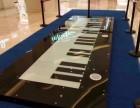 大型暖场led互动发光音乐钢琴出租出售