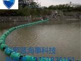 河道水库拦污隔离浮标海上抽泥定位浮标水域航道码头发光定位浮标