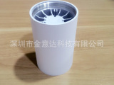 热销推荐轨道灯COB散热器 20W轨道灯散热体 轨道灯配件