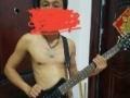 mini电吉他加音箱