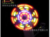 厂家大量供应 闪字风扇 LED发光风扇 广告促销礼品