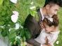约拍婚纱照透明元素口碑见证用心记录
