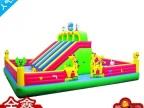 厂家定制儿童气模玩具充气蹦蹦床气垫床充气城堡滑梯现货