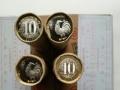 费县出鸡年纪念币,15元一枚