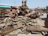 漳州危废回收处置 回收各种废旧金属废铜废铁不锈钢
