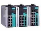 摩莎MOXA   8G口全千兆网管型以太网交换机 G516E