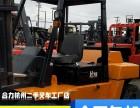 10吨杭州二手叉车转让 带调距叉叉车 二手叉车专卖