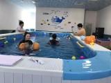 供应合肥儿童游泳馆胶膜组装池游泳池设备