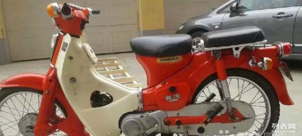 出售本田h100s_北京摩托车