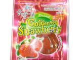 台湾澎湖一番草莓干100克 真正的新鲜草莓制成
