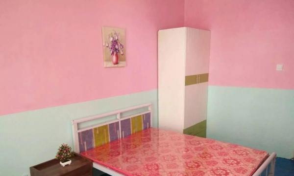 宝湖天下青年公寓单间出租 布置温馨 电梯房可短租