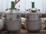 二手不锈钢反应釜 二手搪瓷反应釜 二手化工设备