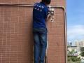 专业工程队施工 监控防盗 LED屏 网络光纤 门禁