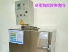 郑州市信基市场专卖烤鱼箱 单层智能烤鱼炉