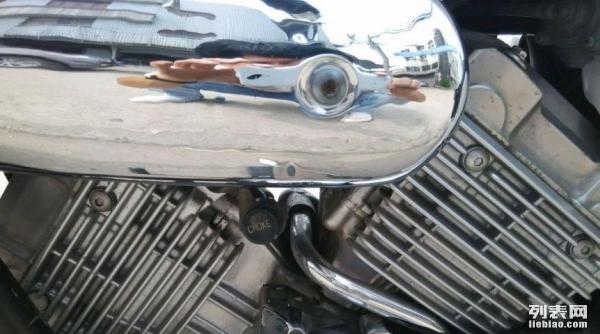 转让本田太子摩托车250