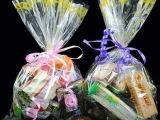 义乌厂家供应OPP袋面包袋扎口袋礼品包装袋赠品袋