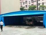 移动雨棚大排档雨棚大排档雨棚移动试车棚活动雨棚推拉活动雨棚
