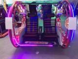 为什么广场游乐设备中乐吧车占据主导地位呢