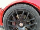 出售18寸改装轮毂带胎