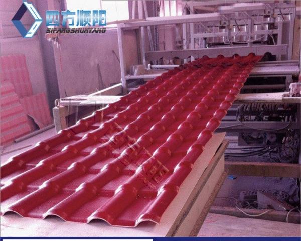 厂家直销耐候、隔热、仿古ASA合成树脂瓦