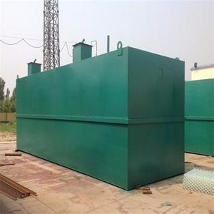 安徽医院一体化污水处理设备施工方案