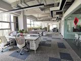 正尚国际246平,带全套办公家具,精装玻璃隔断看房有钥匙