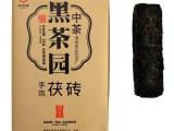 中茶/湖南特产/茶叶/手筑茯砖/安化黑茶/中粮正品茯茶