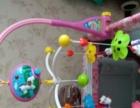 婴儿床玩具床带床摇铃